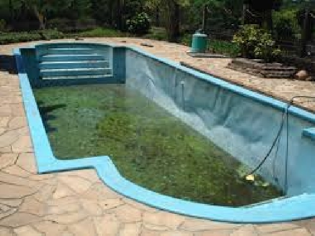 Piscina de vinil e alvenaria em promo o classificados for Piscina 8x4 oferta